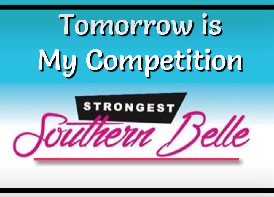 Tomorrow Is MyCompetition