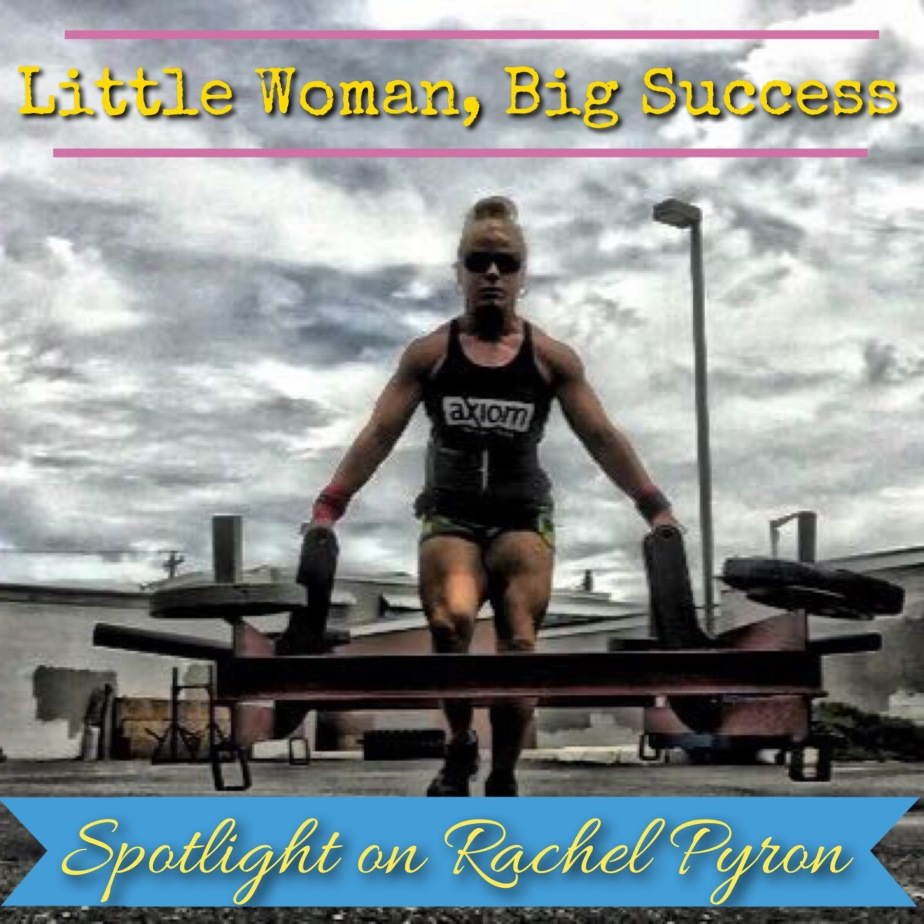 Little Woman, Big Success: Spotlight on Rachel Pyron