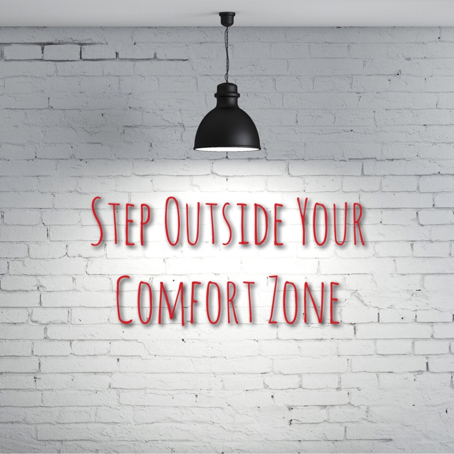 Step Outside Your ComfortZone